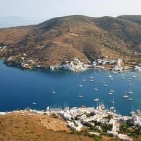 Katapola Port